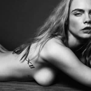 Cara Delevingne naked boobs