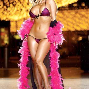 Coco Austin topless
