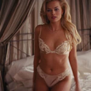 Margot Robbie leaked naked