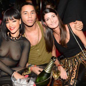 Rihanna natural tits