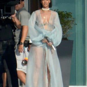 Rihanna vagina pic