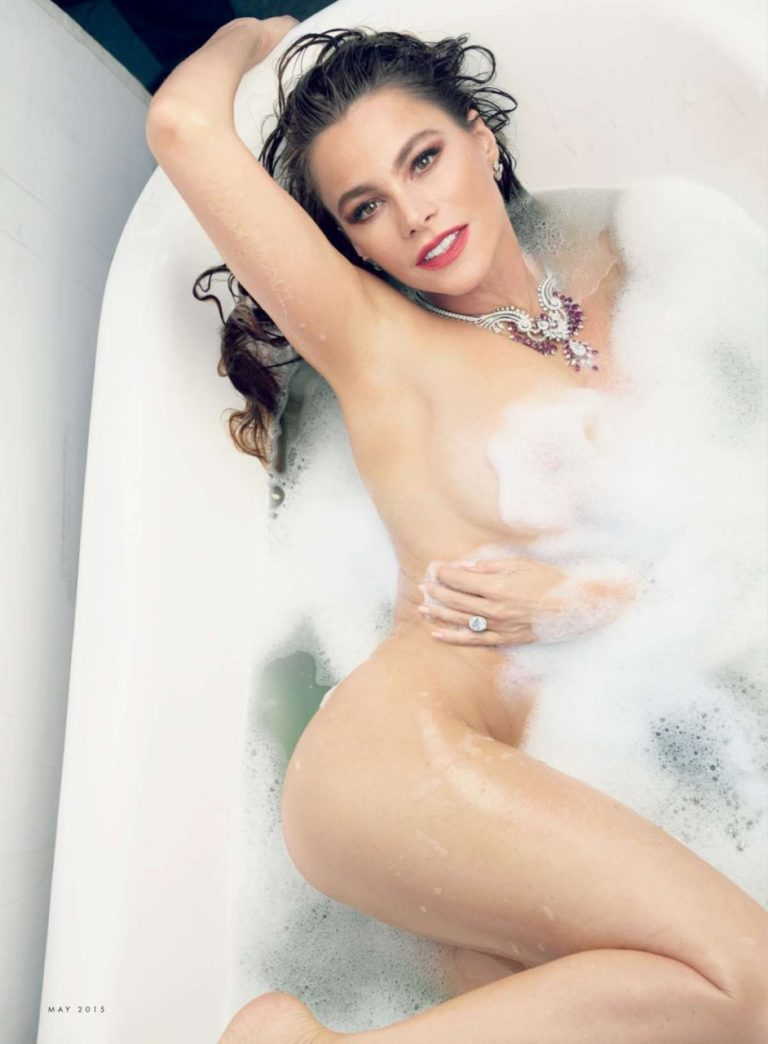 Sofia Vergara leaked naked