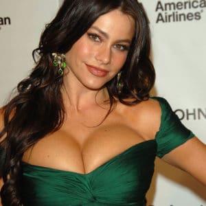 Sofia Vergara naked boobs