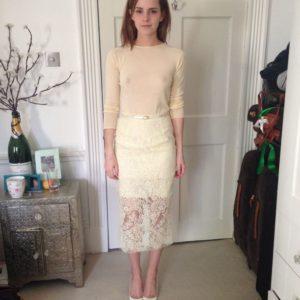 Emma Watson see through photo