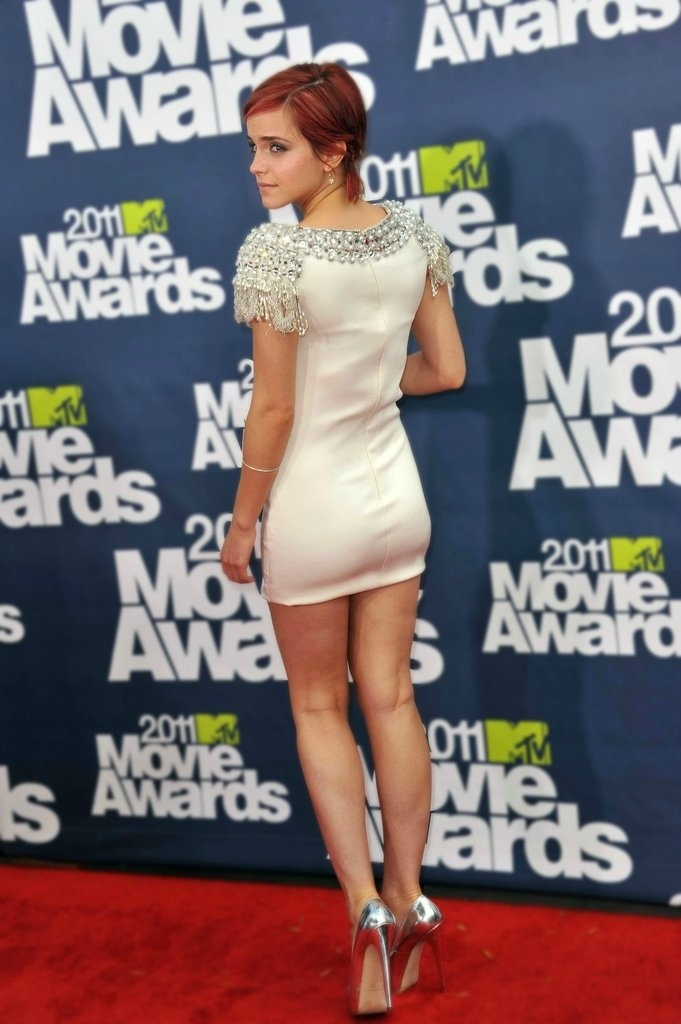Emma Watson ass pic exposed