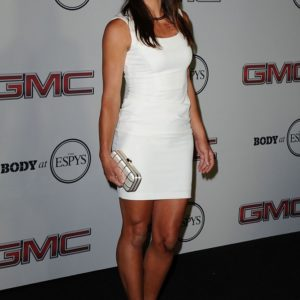Hope Solo tight dress