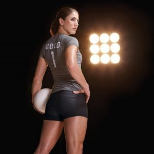 Hope Solo soccer booty