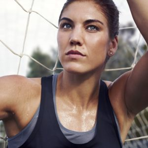 hope solo naked