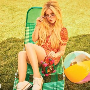 Avril Lavigne naughty girl