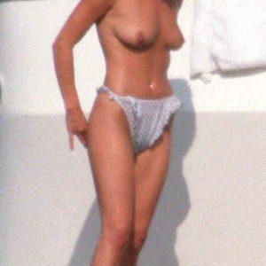 Catherine Zeta Jones hot boobs