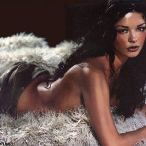 Catherine Zeta Jones leaked naked