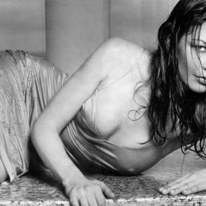Catherine Zeta Jones posing