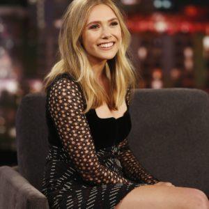 Elizabeth Olsen leaked nude