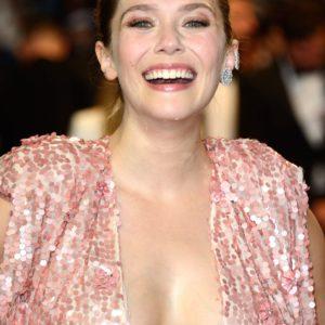 Elizabeth Olsen natural tits
