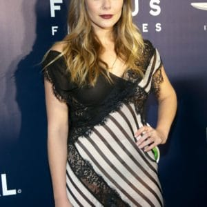 Elizabeth Olsen pussy