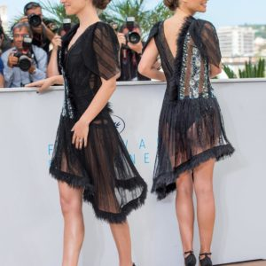 Natalie Portman exposing boobs