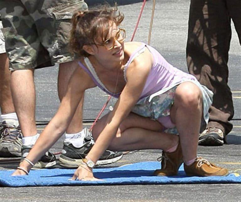 Natalie Portman photoshoot