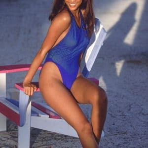Tyra Banks SI bikini