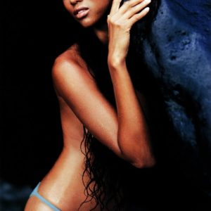 Tyra Banks big boobs