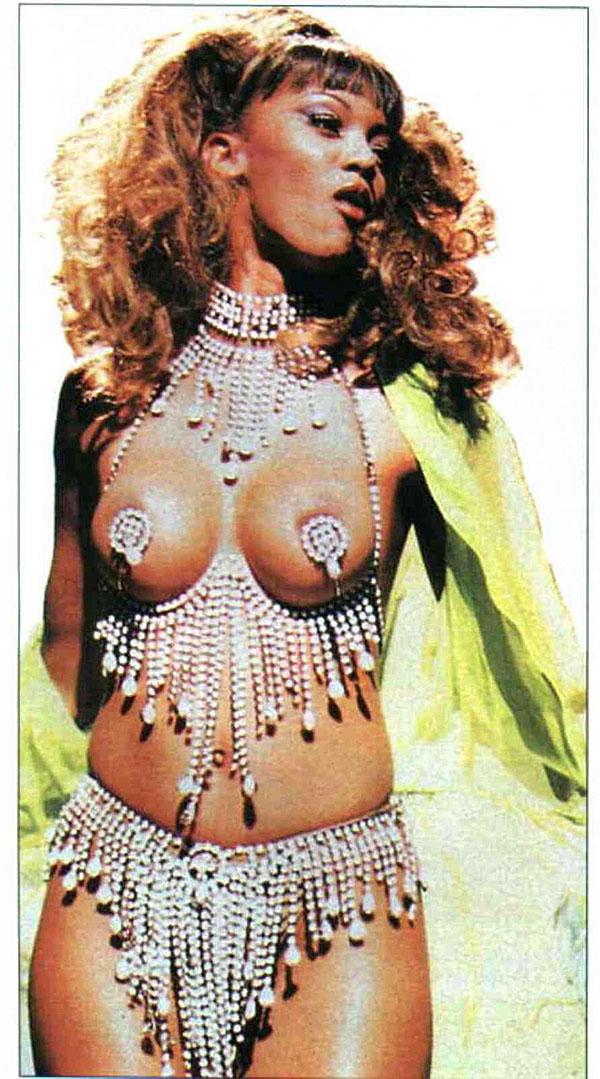 Tyra Banks hot image