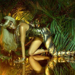 Tyra Banks photoshoot