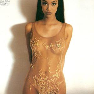 Tyra Banks sexy nude