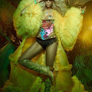 Tyra Banks sexy pic