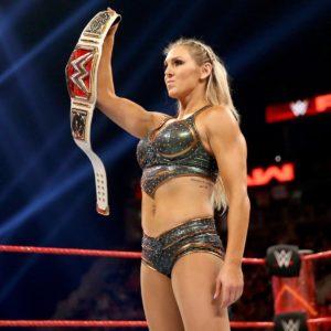 Charlotte Flair ass