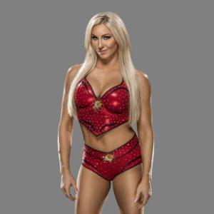 Charlotte Flair hot boobs