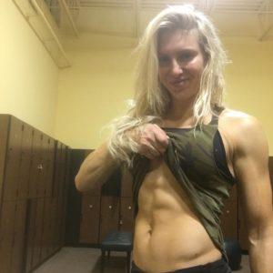 Charlotte Flair nip slip