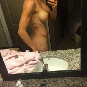 Charlotte Flair nips