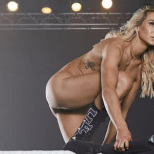 Charlotte Flair nude boobs