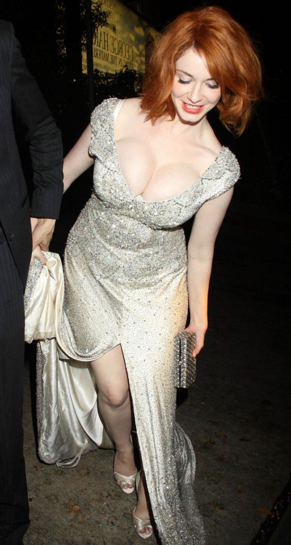 Christina Hendricks leaked naked