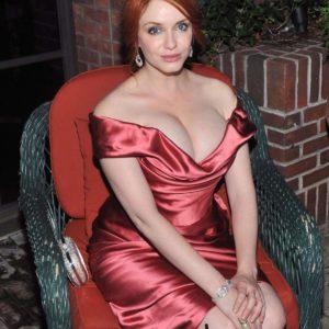 Christina Hendricks sexy nude