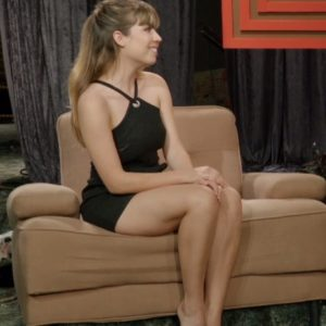Jennette McCurdy boobs show