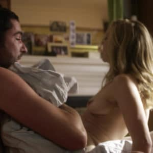 Natalie Dormer boobs show