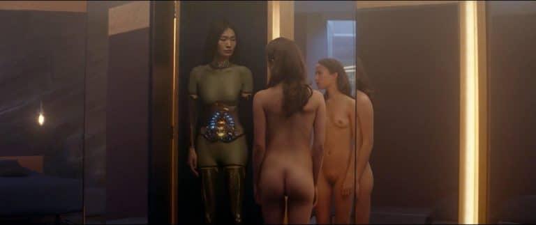 Alicia Vikander big tits