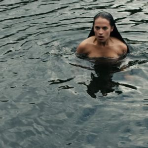 Alicia Vikander sexy nude