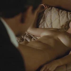 Alice Eve topless