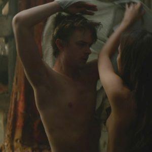 Alicia Vikander naked Tulip Fever Scenes