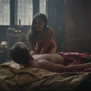 Alicia Vikander nude body