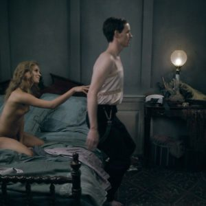 Alicia Vikander nude scene - The Danish Girl