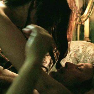 Alicia Vikander sex scene in A Royal Affair