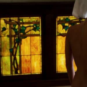 Anna Faris boobs show