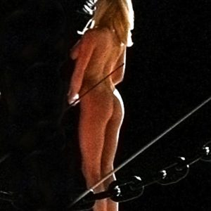 Anna Faris topless