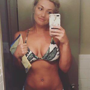 Brooke Hogan sexy naked
