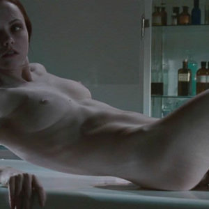 Christina Ricci leaked naked