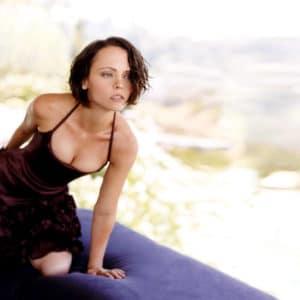 Christina Ricci topless