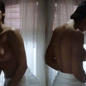 Jamie Lee Curtis hard nipples