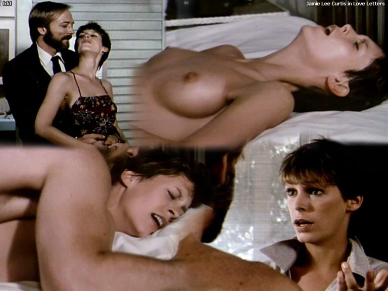 Jamie Lee Curtis nude boobs